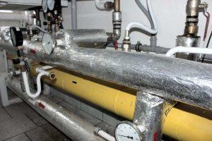 Havarijná služba - oprava vodovodného potrubia